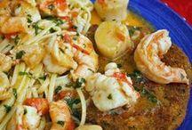 Les 10 plus beaux linguine pétoncles et crevettes / La Délicieuse Découverte de la semaine est Grigio, il s'agit des lingine pétoncles crevettes, mais voyez ce qui est proposé de par le monde!