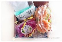 """Pamper Sampler / About: """"Pamper Samplers are sample packages, but the exception is that you can """"pamper yourself"""" with the products inside."""" For full subscription box reviews, visit http://musthaveboxes.com."""