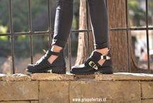 Colección Otoño-Invierno 2014 / Zapatos, bototos, botines para lucir este invierno 2014. Traemos zapatos importados de USA.