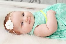 Baby Girl Accessories / Share some of your favorite baby accessories! Leave a message if you would like added to the group board :]
