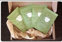 """Craft of Tea / About: """"Who doesn't love artfully blended, all natural tea? Now you can choose your own tea blends for your monthly Craft Of Tea delivery right to your door."""" For full subscription box reviews, visit http://musthaveboxes.com."""