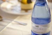 Mineral Water Jahuel / http://www.embotelladorajahuel.cl/