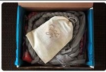 """PashBox / About: """"Beautiful scarves delivered monthly."""" For full subscription box reviews, visit http://musthaveboxes.com."""