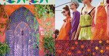 Fashion trends / Kleuren, inspiratie en voorpret
