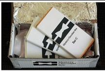 """Mystery Chocolate Box / bout: """"Three delicious chocolate bars every month. With a twist."""" For full subscription box reviews, visit http://musthaveboxes.com."""