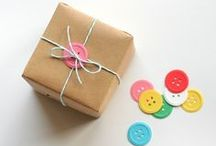 tags and wrapping