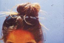 Beach hair inspiration