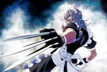 anime artworks / Favorite and wonderful anime artworks