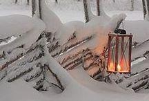 Winter ☃ ★•*¨*•.¸¸✩ / i n s p i r a t i o n