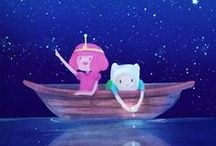 adventure time/cartoons