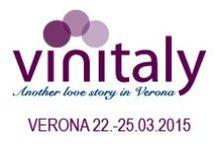 Vinitaly 2015 / Il più importante  Salone Italiano del Vino e dei distillati - Verona 22-25 marzo 2015