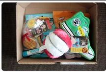 """Pet Gift Box / About: """"The perfect gift for the perfect pet. Get monthly gift boxes for your Dog or Cat."""" For full subscription box reviews, visit http://musthaveboxes.com."""