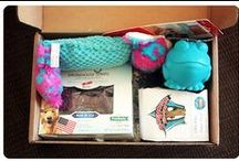 """Pooch Party Packs / About: """"A monthly box of quality dog products."""" For full subscription box reviews, visit http://musthaveboxes.com."""