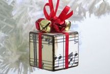 christmas cards and wrappings