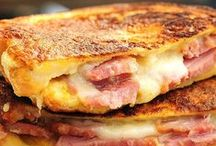 Grilled Cheese Sandwich - Recipes