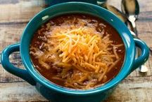 Chili - Recipes