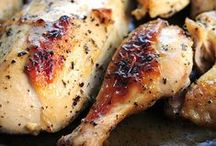 Baked Chicken - Recipes