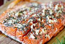 Salmon - Recipes
