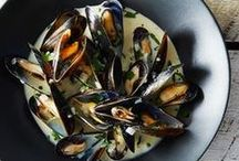 Mussels - Recipes