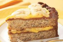 Banana Cake - Recipes