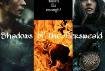 Storyboard: Shadows of the Hersweald / Legends of Light #3: A Hansel and Gretel retelling