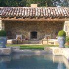 JARDIN et PISCINE / Piscine et Pool House