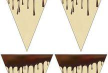 chocolate theme