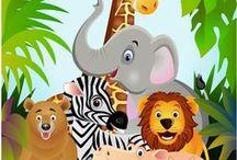 zoo theme