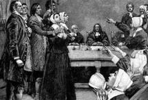 Witch Trials and Folklore / by Brenda Hammack