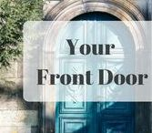 Doors~Are the Main Entrance /  Did you know that the main entrance to your home is the most important detail in Feng Shui? Here is a collection of Beautiful Doors for your viewing pleasure.  Check out this article on How to Feng Shui Your Front Door here. Circleofwealth.ca