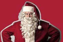 Dress like Santa!