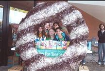 Cookie Bling Your Booth / by Girl Scouts of Southern Alabama