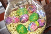 All things Easter and Springlike