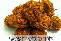 LEAP- Sweet Potato Recipes