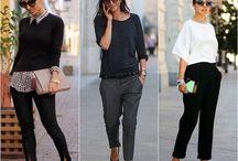 Fashion - to work