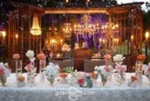 Vintage Wedding by Goen South / Vintage Decor for weddings by Goen South