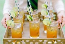 Menu / These delectable menu ideas will make your taste buds tickle with delight! From the starting salad to the scrumptious dessert, you'll want your guests to enjoy everything from beginning to end! / by Ruche Bridal