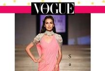 RUNWAY / Check out the latest Ethnic and Contemporary Indian Fashion!