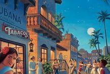 La Cuba de mis Abuelos / by Adday Perez-Santana