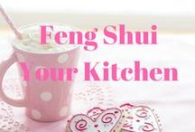 Kitchen / The Kitchen~Learn How to Feng Shui the Heart of Every home. Circleofwealth.ca