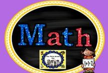 Math Strategies and Ideas  / by Third Grade Zoo