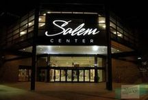 Salem Center | Recent Work  / Pictures from the sign package we completed for Salem Center in Salem, Oregon / by Meyer Sign Co. of Oregon