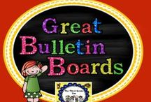 Great Door and Bulletin Board Ideas / by Third Grade Zoo