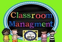 Classroom Management Ideas / by The Third Grade Zoo