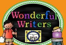 Wonderful Writers: Ideas for Teaching Writing / by Third Grade Zoo
