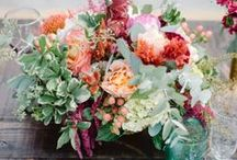 Centerpieces / The perfect way to evoke your wedding's theme or color palette, centerpieces are an essential for every table at your big day!  / by Ruche Bridal