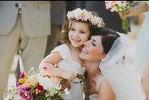 The Little Ones / We love when our favorite little ones can join in on the wedding festivities!  / by Ruche Bridal