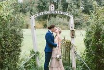 Spring Weddings / Stunning inspiration for a sunny spring wedding. / by Ruche Bridal