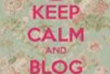 Blogger Buddy Spotlights / Here you find the blogs of various blogging friends!