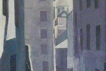 Gianluigi Pescio 1970 (pittura) / Opere